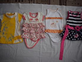 Одежда на девочку 80-86