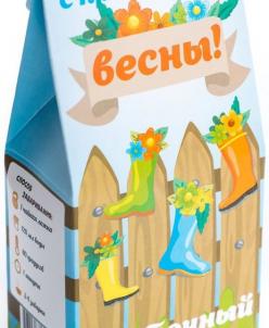 """Чай """"С праздником весны"""""""