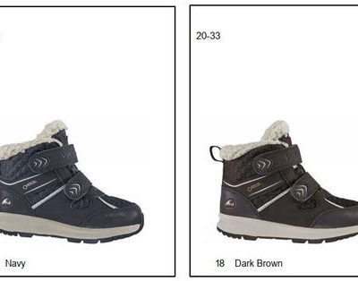 Зимние ботинки Viking Sophie R GTX