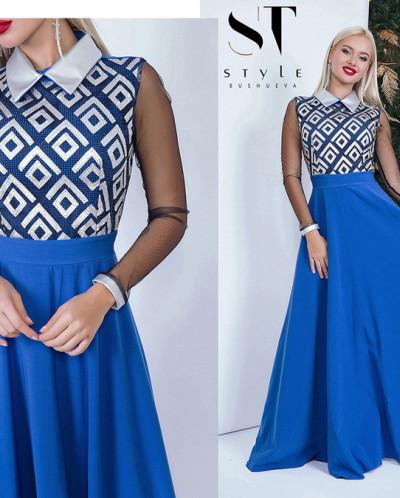 Платье 40582