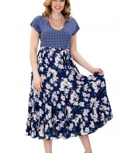Платье 52-708К Номер цвета: 962