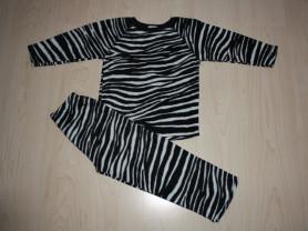 Флисовая пижама Leveret