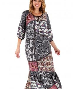Платье 52-525 Номер цвета: 963