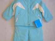 Зимний комплект комбинезон и куртка Columbia