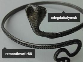 Браслет лет на руку новый змея кобра в стиле Клеопатры на предплечье браслеты бижутерия украшения аксессуары бренд