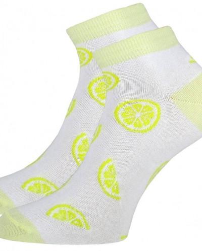 """Женские укороченные носки """"Фрукты"""""""