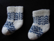 Носки из нат.шерсти