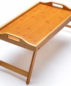 Столик для завтрака 30см Бамбук MB (х8)