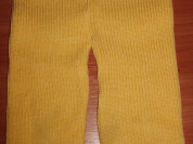 Новые детские гамаши штаны плотная вязка 42 см