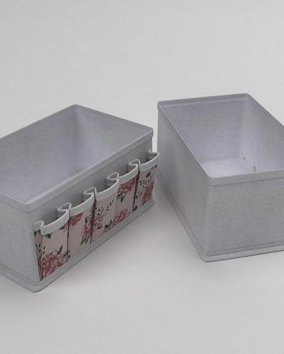 Чехол для мелочей, жесткий, 25х15х12 см