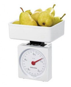 Кухонные весы ACCURA 5,0 кг