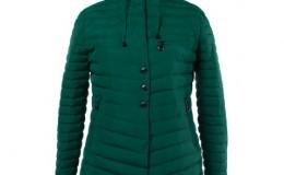 04-1885 Куртка демисезонная (Синтепух 150) Плащевка Зеленый