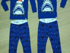 Gap новая пижама, 2 и 3 года