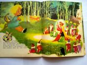 Старая детская книга, Сказка, Чудесная дубрава
