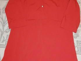 Новое платье - рубашка р. 42-44, 34 рукав