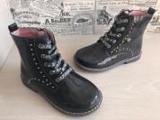 новые демисезонные ботинки Капика
