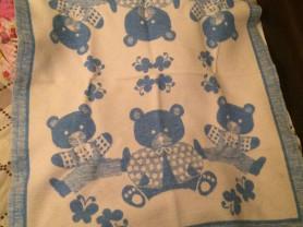 Детское одеяльце