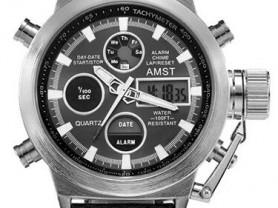 армейские часы amst 3003