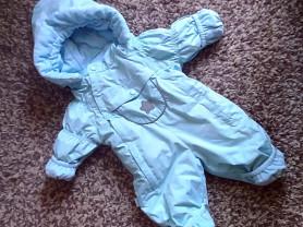 Детский зимний комбинезон Ledotte 62 см