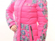 Красивая Зимняя Куртка!Холлофайбер*OMNI-HEAT*44-46