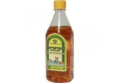 Горчичное масло 0,5 л.