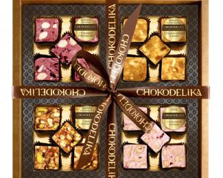 Эксклюзивные шоколадные изделия CHOKODELIKA