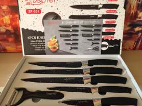 новый набор кухонных ножей