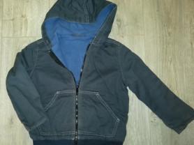 Куртка - Ветровка детская р. 110 - 116... С капюшо