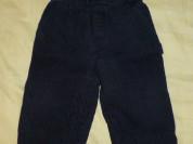 брюки вельветовые на 6-9мес.