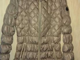 Куртка-пуховик бу р.42 возможно подойдёт и беремен