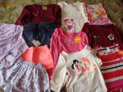 Новые вещи Gymboree,Carters,Crazy для дев 5-7 лет