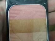 Shiseido румяна трио сияние цвета тестеры шисейдо