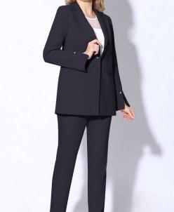LeNata 31100 (темно-синий) — брючный костюм