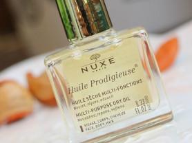 Nuxe масло сухое для лица, тела и волос, 10 мл
