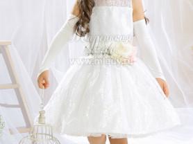 Платье Маленькая леди 128/134