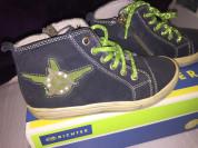 Отличные ботиночки richter 31 размер.