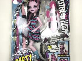 новая кукла monsters high