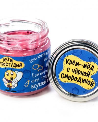 """Крем-мёд """"Антипростудин"""""""