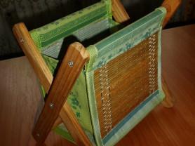 Складная подставка для рукоделия или газет
