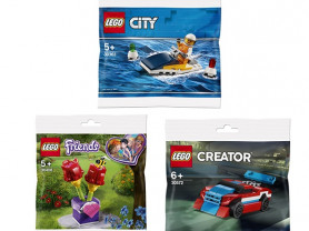 lego creator 30572 city 30363 friends 30408