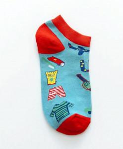 "Короткие женские носки ""Одежда"""