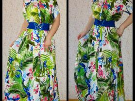 Новая фирменное платье рубашка Турция