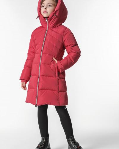 """Пальто """"Дороти"""" темно-розовое"""