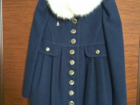 Пальто ф.Маленькая Леди 128 р.