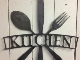 кухонные украшения