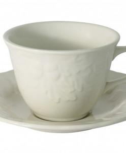 Чашка с блюдцем Роща
