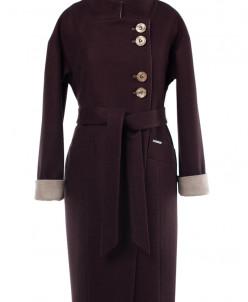 01-7332 Пальто женское демисезонное