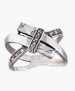 Кольцо из серебра Изольда Юмила