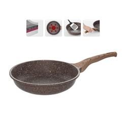 Сковорода с гранитным антипригарным покрытием Gréta, 26 см