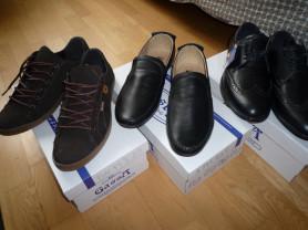 Новая Кожаная обувь на весну- лето 40-41 р-р